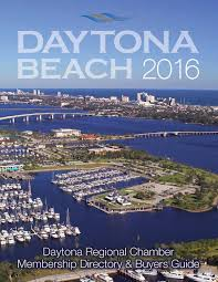 daytona beach regional chamber of commerce buyer u0027s guide by zgraph