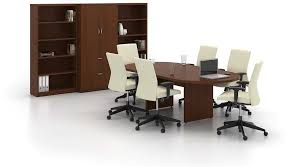 8 Foot Desk by Lacasse Concept 70 Desk Series Office Resource Group