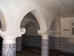 Intérieur de la Mosquée Lalla Aziza Vieux Ténès - F8_Interieur_de_la_Mosqu_e_Lalla_Aziza_vieux_T_n_s