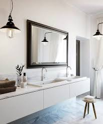 Hanging Bathroom Vanities by Stunning Bathroom Hanging Lights Gallery Home Design Ideas