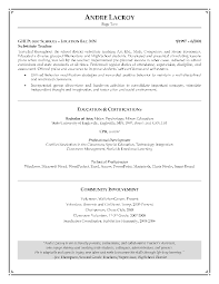 Summary screenshot Perfect Resume Example Resume And Cover Letter