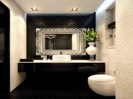 black and red bathroom ideas affordable bathroom black white and
