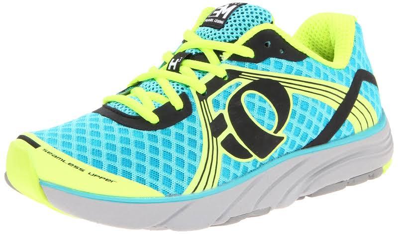 Pearl Izumi Em Road H3 Blue Running Shoes