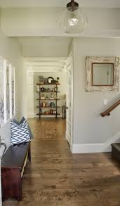 the interior paint color throughout the house is sherwin williams