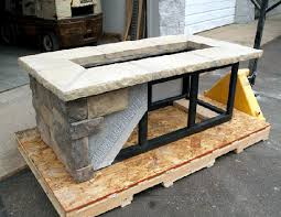 Fire Pit Burner by Fire Pits Ideas Incredible Sample Rectangular Gas Fire Pit Kit