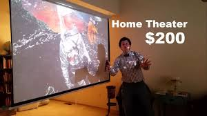 best in home theater system how to set up a budget home theater for 200 youtube