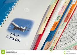 airplane operations manual stock images image 37006374