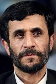 Iran President Ahmadinejad
