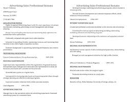 admin  Author at The Application Letter   Page    of    Permalink to Advertising Sales Professional Resume Examples