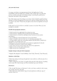 Sample Cover Letter For A University Professor   Cover Letter