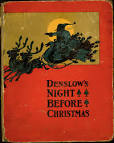 Antique Illustrated versions of TWAS THE NIGHT BEFORE CHRISTMAS ...