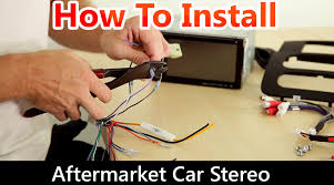 how to correctly install an aftermarket car stereo wiring harness