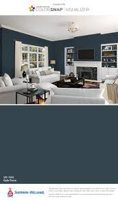 Sherwin Williams Interior Paint Colors by Best 25 Sherwin Williams Gale Force Ideas On Pinterest Interior