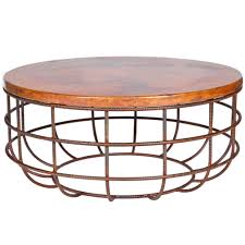 coffee tables dazzling breeze patina copper coffee table swedese
