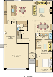 new home plan in aster at rosena ranch by lennar