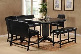 black dining room tables