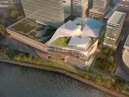 lyric theatre at the west kowloon cultural district wkcd hong