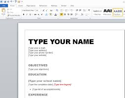 Free Online Resume Help by Download How Do I Create A Resume Haadyaooverbayresort Com