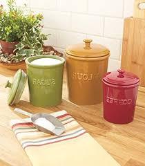 Vintage Kitchen Canister Set 100 Red Canister Sets Kitchen Copper Canister Sets For
