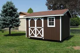 Backyard Storage Building by Backyard Storage Sheds Brown Med Art Home Design Posters