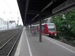 Düsseldorf Völklinger Straße station