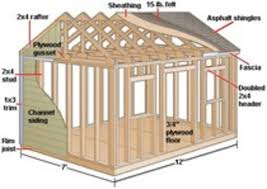 12 x 16 storage shed plans blue carrot com
