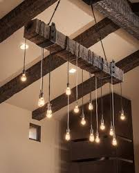 Track Lighting For Kitchens by Best 25 Rustic Light Fixtures Ideas On Pinterest Southwestern