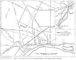 Detroit Michigan Map by Prr Interlocking Diagrams Toledo Junction To Detroit Branches
