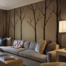 Bedroom Wall Decals Trees Winter Tree Decal