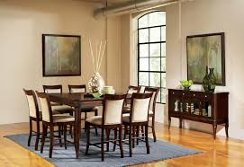 Counter Height Dining Room Tables by Buy Marseille Counter Height Dining Room Set By Steve Silver From