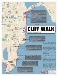 Newport Oregon Map by Katie Wanders The Cliff Walk Newport Rhode Island