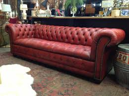 Chesterfield Sofa Leather by Sofa Top Tufted Leather Chesterfield Sofa Style Home Design