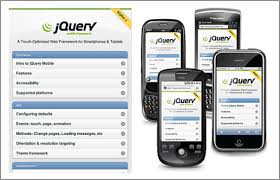 jQuery Mobile, gràcies John Resig