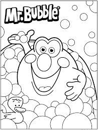 bubble coloring pages picture coloring page 11975