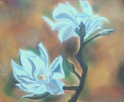 Flower Painting by Jyoti Vats - Flower Fine Art Prints and Posters ... - flower-jyoti-vats