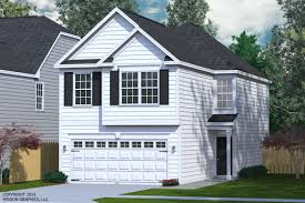 Garage Plans With Porch by Houseplans Biz House Plan 1729 D The Archdale D