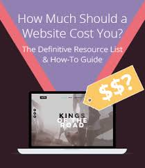 Definitive Guide   How Much Should A Website Cost You   Feb        Best Website Builder Reviews of