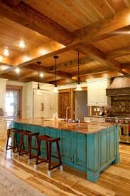 Kitchen Cabinet Top Decor by Best 25 Turquoise Cabinets Ideas Only On Pinterest Teal Kitchen