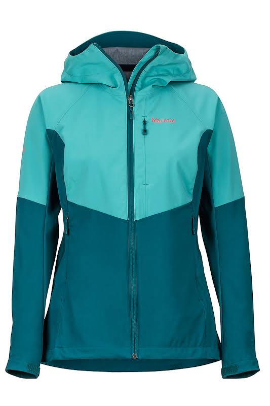 Marmot ROM Jacket Patina Green/Deep Teal Large 85370-4800-L