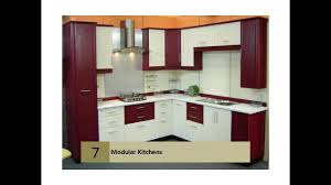 Interior Fittings For Kitchen Cupboards by Modular Kitchen Cabinets And Designs Youtube