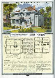 Chicago Bungalow Floor Plans Sears Homes 1915 1920
