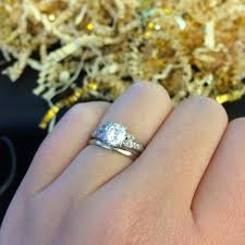 halloween wedding rings small engagement ring inspiration popsugar love u0026