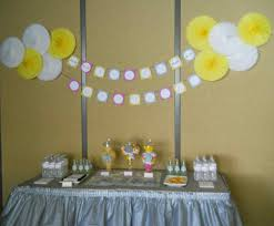baby simple baby boy shower decorations shower decoration ideas