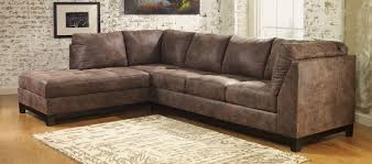 Ashley Furniture Sectionals Buy Ashley Furniture 9770067 9770016 Damis Mocha Laf Corner Chaise