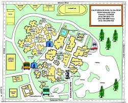 Stanford Shopping Center Map California For The Deaf