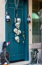 illuminated halloween decorations spooky halloween decorations for you front door
