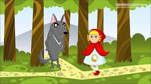 red riding hood big bad wolf