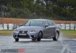 lexus is 250 mods gp exec track day at wakefield park video performancedrive