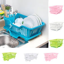 Plastic Dish Drying Rack Online Cheap Plastic Drain Dish Bowl Storage Rack Multipurpose