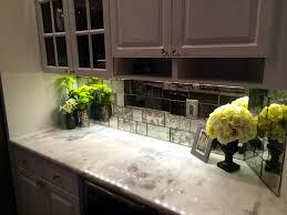 Painted Kitchen Backsplash Photos Statue Of Antique Mirror Backsplash New Inspiration To Create An